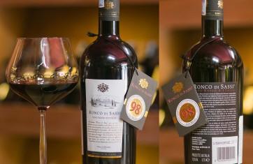 Rượu vang Ronco di Sassi