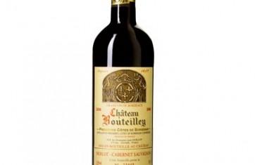 Rượu vang Chateau Bouteilley