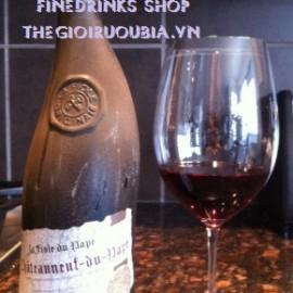 Rượu Vang Châteauneuf du Pape