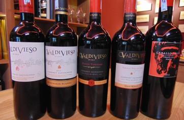 Rượu Vang Chile Valdivieso