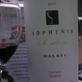 Sophenia Synthesis Malbec