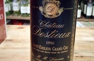 Rượu Vang Grand Cru Classe