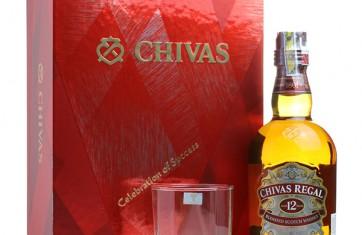 Rượu Chivas 12 Years Old Gift Box