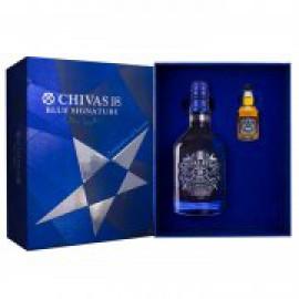 Rượu Chivas 18 Year Old Blue Signature Gift Box