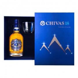 Rượu Chivas 18 Years Old Gift Box