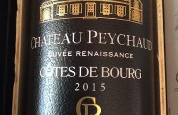 Rượu vang Chateau Peychaud