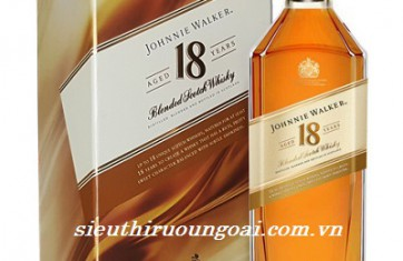 RƯỢU JOHNNIE WALKER PLATINUM 18