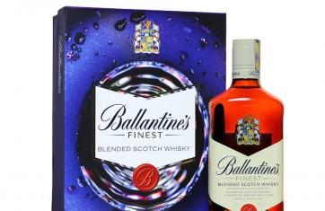 RƯỢU BALLANTINE'S FINEST GIFT BOX 2018