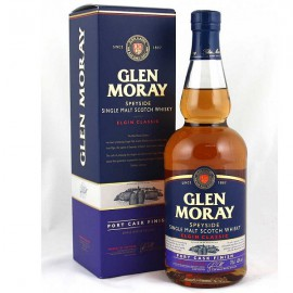 Glen Moray Classic Port Cask Finish