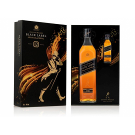 RƯỢU JOHNNIE WALKER BLACK LABEL GIFT BOX 2018