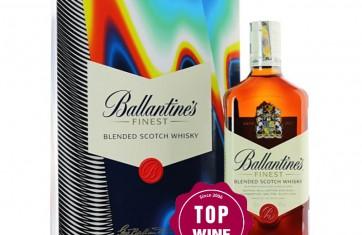 RƯỢU BALLANTINE'S FINEST - HỘP QUÀ TẾT 2019