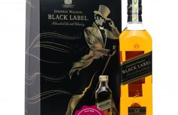 RƯỢU JOHNNIE WALKER BLACK LABEL - HỘP QUÀ TẾT 2019