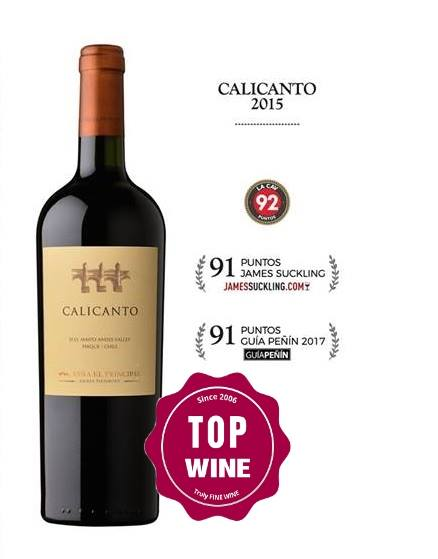 Rượu Vang Calicanto