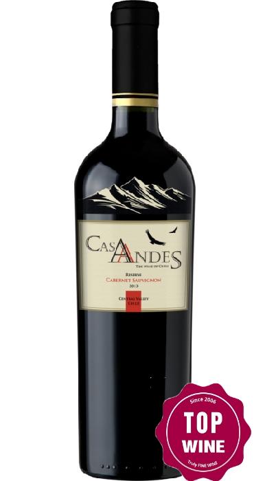 Rượu vang Casa Andes