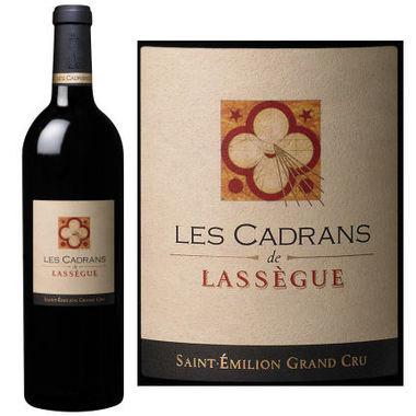 Rượu Vang Chateau Les Cadrans de Lassegue