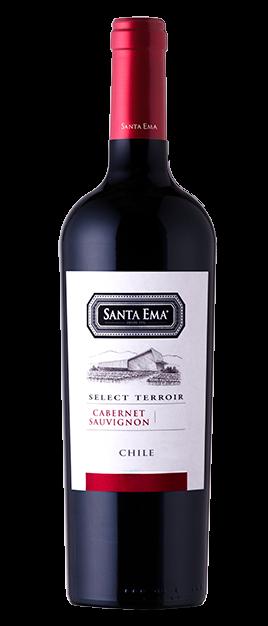 Rượu vang Santa Ema Reserva