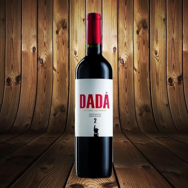 Rượu vang Dadá 2
