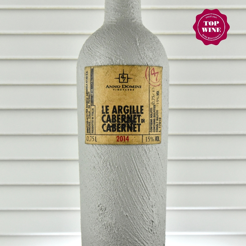 Rượu Vang Le Argille Cabernet di Cabernet